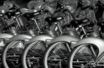 Bicycle, Paris, Roncha  רונצ'ה