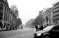 Paris streets, Roncha  רונצ'ה