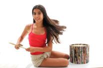drums, Roncha  רונצ'ה