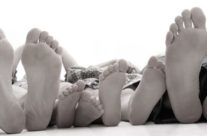 feet, Roncha  רונצ'ה