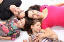 Family in harmony, Roncha  רונצ'ה